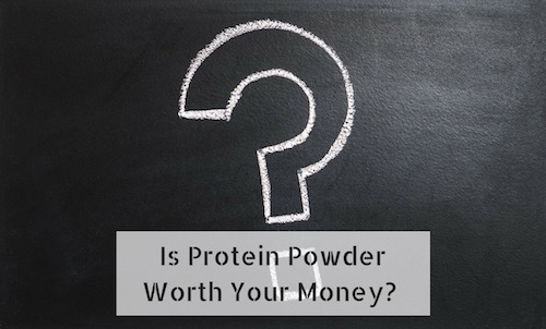 is protein powder worth it