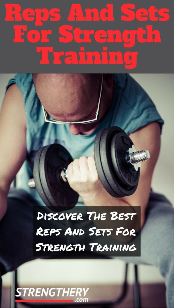 Do you know what are the reps and sets for strength training? Perhaps you are not doing the optimal reps and sets in the gym and could be missing out on strength and muscle gains. Find out how many reps and sets for strength training here! #howmanyrepsandsets #repsandsetsworkouts #repsandsetsgym #repsandsetsforwomen #repsandsetsforstrengthtraining #repsandsetsfitness #workouts #repsandsets #trainingvolume #fitness #weighttraining #strengthtraining #gym