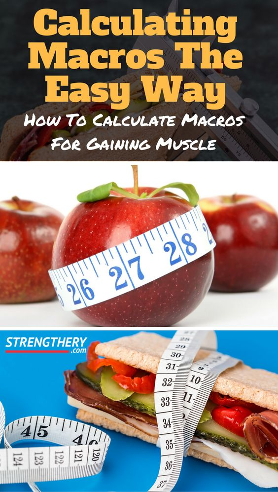 Discover how to calculate macros the easy way! Macros and their contents in your diet are what can make or break your success. How to determine your macros is therefore essential!