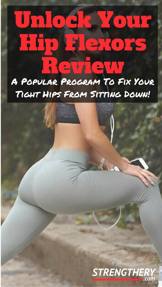 Unlock You Hip Flexors is the solution to anyone wants to fix their hips and get better posture. Many people suffer from tight hip flexors. My goal with this Unlock Your Hip Flexors review is to inform and answer any questions you might have.