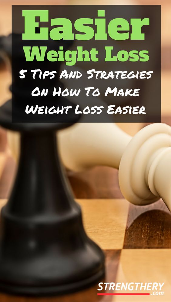 Discover 5 easy weight loss tips on how to make weight loss easier! Implementing these tips can make your life easier while losing weight.