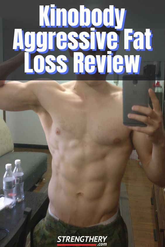 this is how I looked after following aggressive fat loss