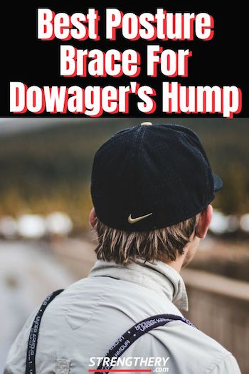example of what dowager's hump look like