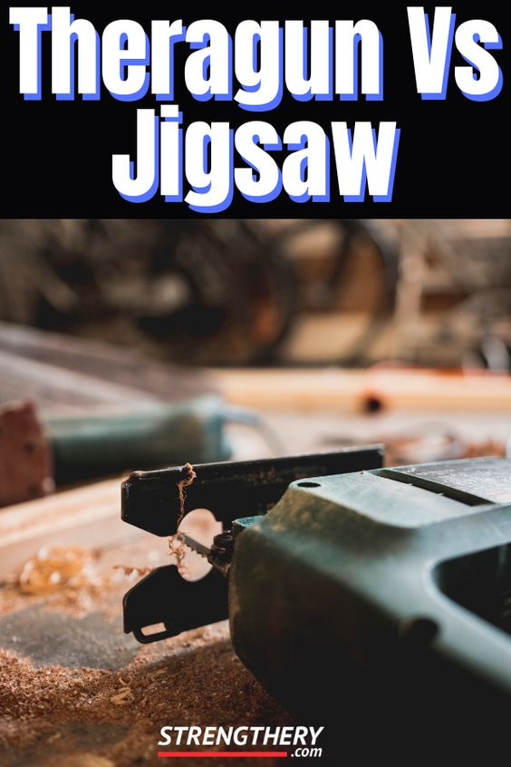 shoulder you really use a jigsaw as a massager?